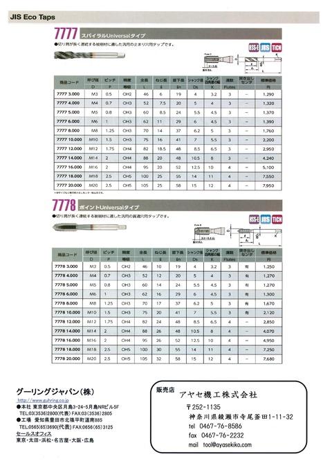 グーリングジャパン エコタップ プレミアムセール (2)