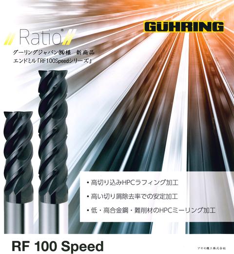 グーリング RF100Speed アヤセ機工 (タイトル)