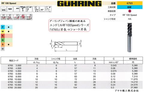 グーリング RF100Speed アヤセ機工 (6765)