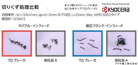 京セラ ねじ切用チップTQブレーカー アヤセ機工 (6)
