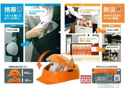 タニザワ 回転式ヘルメット Crubo (2)