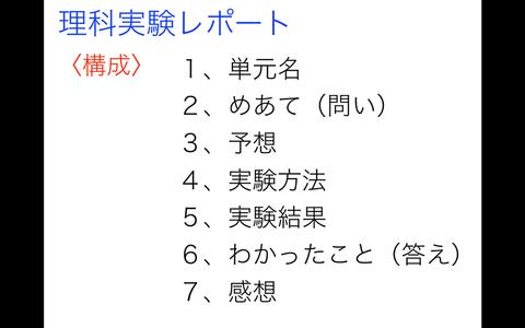 理科レポート構成2