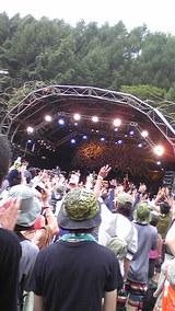 FUJI ROCK '09 Dachambo