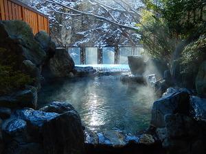 2015.2.18露天風呂