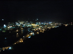 下呂温泉の夜景