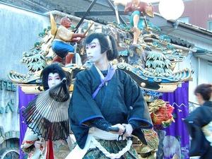 那須烏山の山あげ祭り