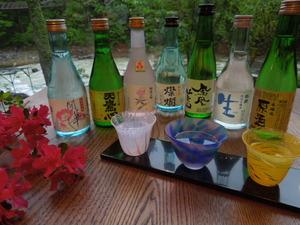 栃木の地酒色々