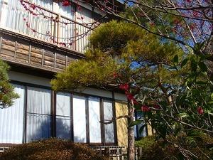 横山大観の別荘だった部屋