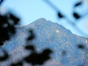 日留賀岳山頂
