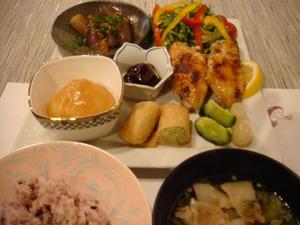 菜ゆーるランチ