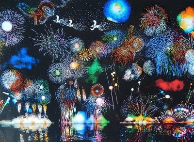 8月「大曲の花火」