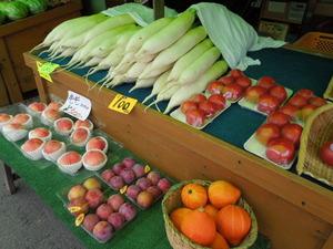 延四郎さんの野菜
