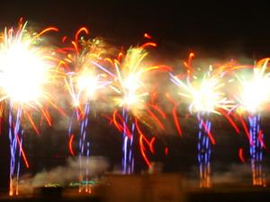 矢板の花火大会