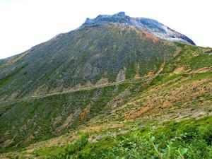 那須連山峠の茶屋から峰の茶屋