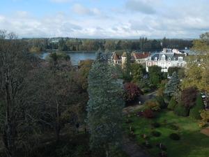 ホテル屋上からの眺め