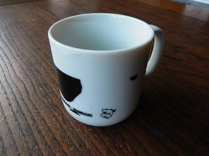 ミルクカッププレゼント