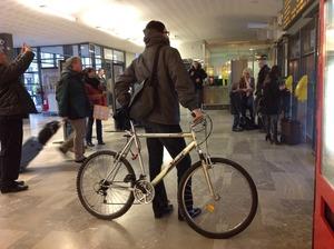 自転車旅行もOK