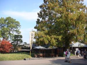 町の中心広場