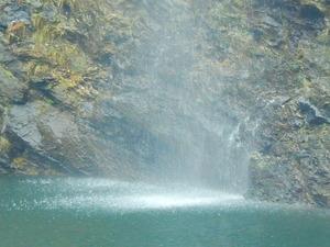 滝の終わり