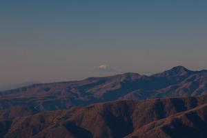 那須岳と富士山