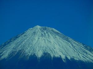 富士川からの富士山