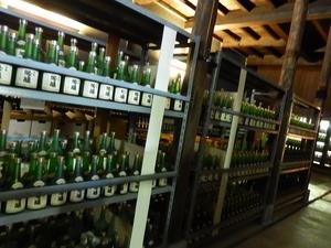 古酒貯蔵所