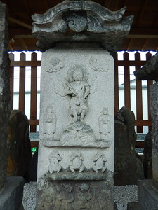 金蔵院の庚申塔