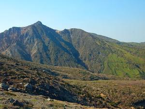 那須岳山頂アタック