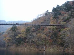 回顧のつり橋