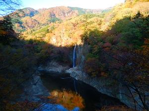 塩原渓谷遊歩道回顧コース2015.11.4