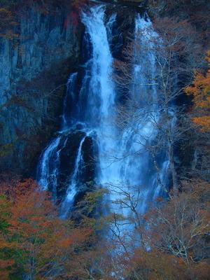 日光霧降の滝