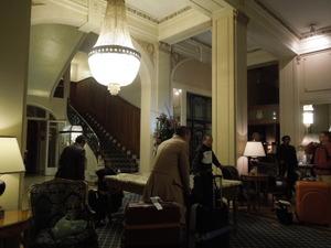 最初のホテル