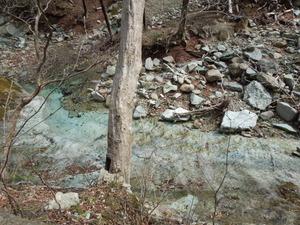 緑色凝灰岩