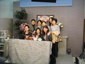 那珂川ケーブルテレビを見学