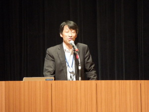 那須町長のあいさつ