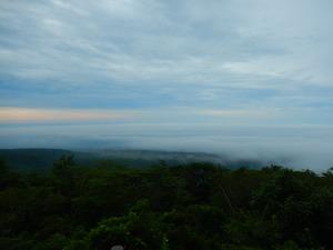 那須の雲海