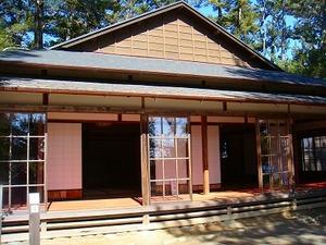 岡倉天心の別荘