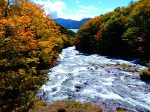 竜頭の滝2017.10.4