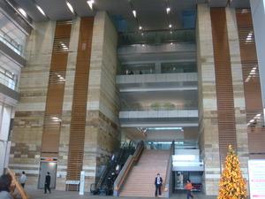 栃木県庁ロビー
