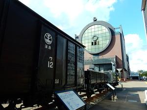 真岡駅キューロク館