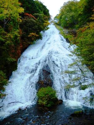 湯滝2017.10.4