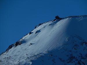 那須茶臼岳山頂