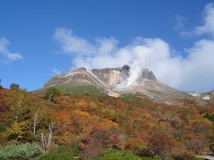 那須岳2012.10.8