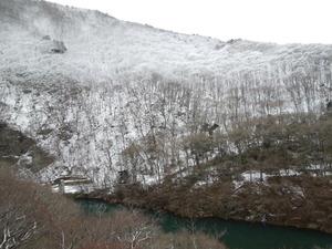 2/15の雪景色