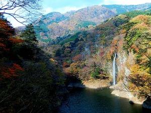 回顧(みかえり)の滝