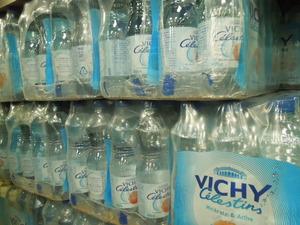 ヴィシーセレスタンの水