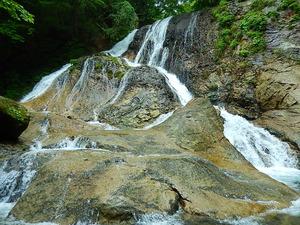 雷霆(らいてい)の滝