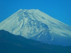 大宮からの富士山