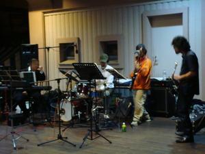 ジャズの演奏