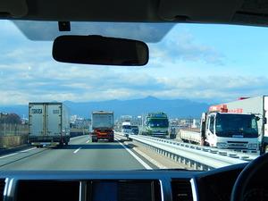 圏央道を使って箱根へ